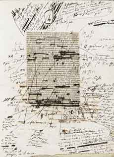balzac manuscrit